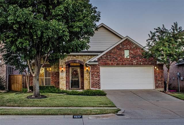 4617 Tina Drive, Mckinney, TX 75070 (MLS #14200264) :: Lynn Wilson with Keller Williams DFW/Southlake