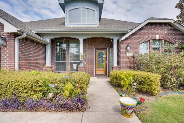4856 Monarch Drive, Mesquite, TX 75181 (MLS #14200270) :: The Heyl Group at Keller Williams