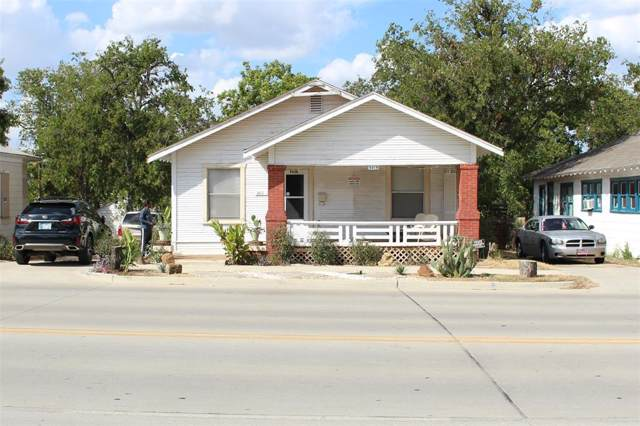 3419 E Rosedale Street, Fort Worth, TX 76105 (MLS #14200278) :: All Cities Realty