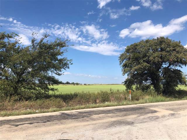 0 County Rd 1591, Alvord, TX 76225 (MLS #14200280) :: Lynn Wilson with Keller Williams DFW/Southlake