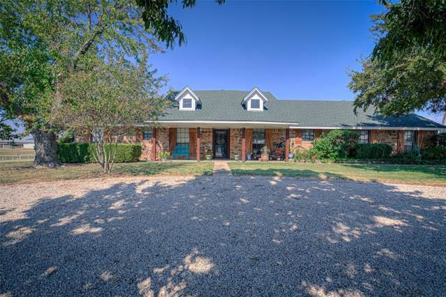 3302 W Lake Bardwell Drive, Ennis, TX 75119 (MLS #14200292) :: Vibrant Real Estate