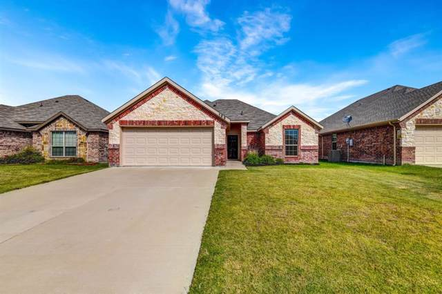 122 Comanchee Drive, Greenville, TX 75402 (MLS #14200296) :: All Cities Realty