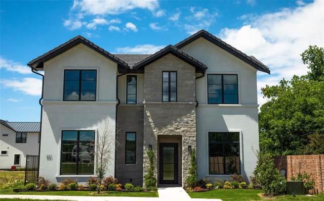 201 Magnolia Lane, Westworth Village, TX 76114 (MLS #14200301) :: Lynn Wilson with Keller Williams DFW/Southlake