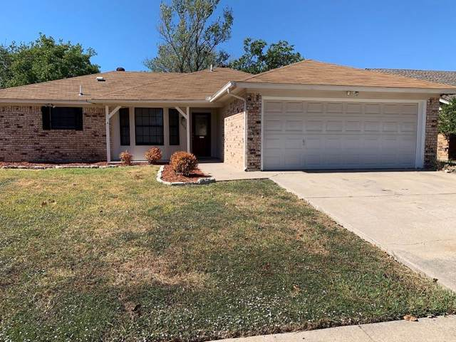 8025 Berrybrook Drive, Watauga, TX 76148 (MLS #14200310) :: Lynn Wilson with Keller Williams DFW/Southlake