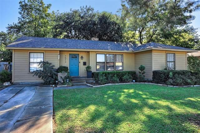 1513 N Ricketts Street, Sherman, TX 75092 (MLS #14200333) :: Lynn Wilson with Keller Williams DFW/Southlake