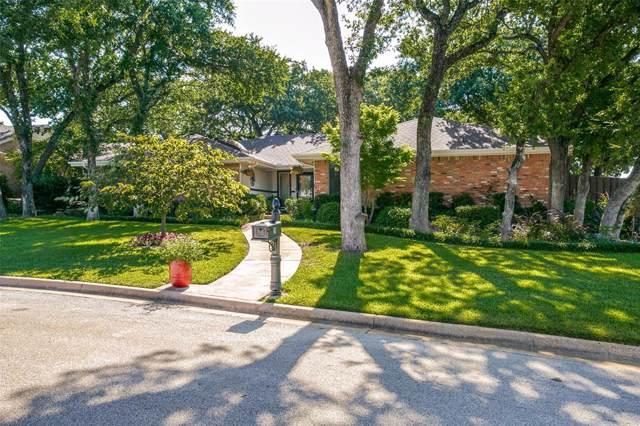 8 Windy Knoll Court, Grapevine, TX 76051 (MLS #14200335) :: Lynn Wilson with Keller Williams DFW/Southlake