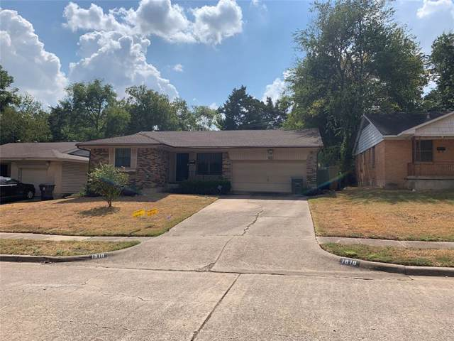 1818 Myrtlewood Drive, Dallas, TX 75232 (MLS #14200353) :: Lynn Wilson with Keller Williams DFW/Southlake
