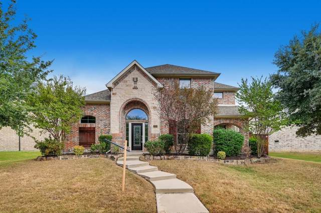 11050 La Cantera Trail, Frisco, TX 75033 (MLS #14200384) :: The Daniel Team
