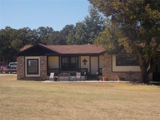214 Threatt Lane, Weatherford, TX 76088 (MLS #14200389) :: Trinity Premier Properties