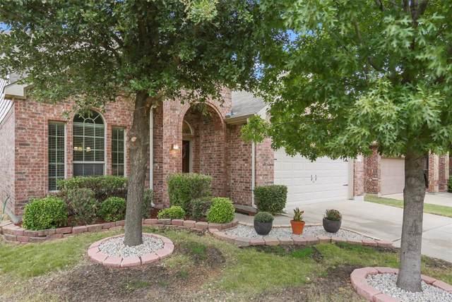 1429 Castlegar Lane, Fort Worth, TX 76247 (MLS #14200407) :: All Cities Realty