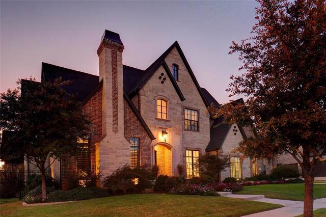 837 Lake Carillon Lane, Southlake, TX 76092 (MLS #14200428) :: Kimberly Davis & Associates