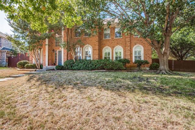 200 Ginkgo Circle, Irving, TX 75063 (MLS #14200450) :: Lynn Wilson with Keller Williams DFW/Southlake