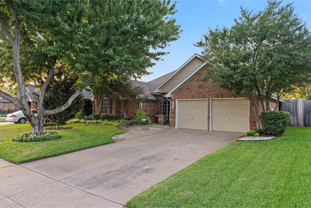 602 Huntington Court, Grapevine, TX 76051 (MLS #14200454) :: Lynn Wilson with Keller Williams DFW/Southlake