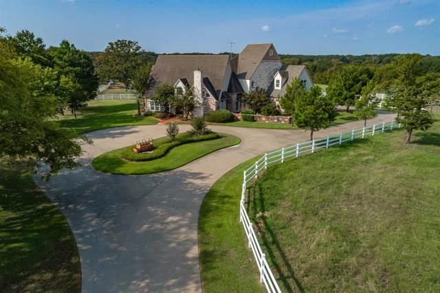 385 Private Road 7124, Edgewood, TX 75117 (MLS #14200457) :: Lynn Wilson with Keller Williams DFW/Southlake
