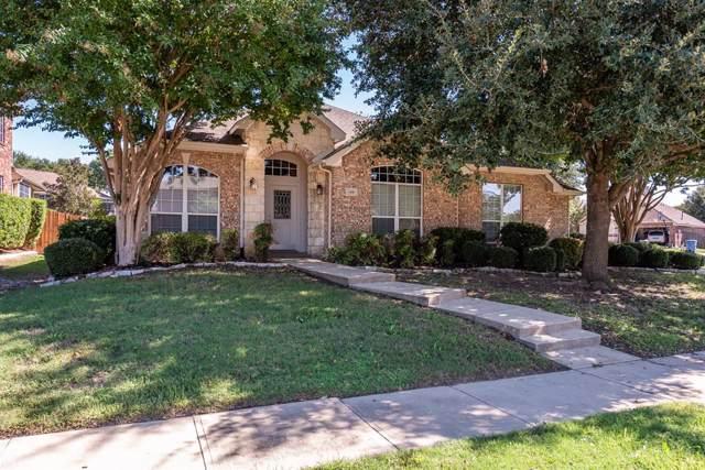 1406 Audobon Lane, Rockwall, TX 75087 (MLS #14200461) :: Lynn Wilson with Keller Williams DFW/Southlake