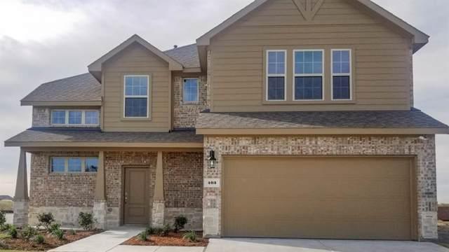 403 Burr Lane, Fate, TX 75189 (MLS #14200476) :: RE/MAX Landmark