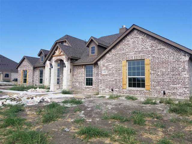 6985 Cr 469, Mckinney, TX 75071 (MLS #14200503) :: Lynn Wilson with Keller Williams DFW/Southlake