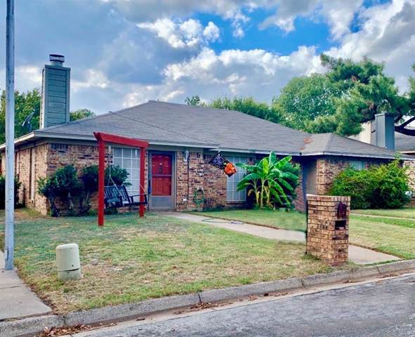 606 Lost Springs Court, Arlington, TX 76012 (MLS #14200505) :: All Cities Realty
