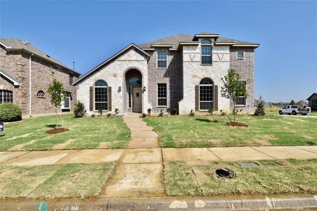 1420 Dutch Hollow Drive, Frisco, TX 75033 (MLS #14200506) :: RE/MAX Landmark