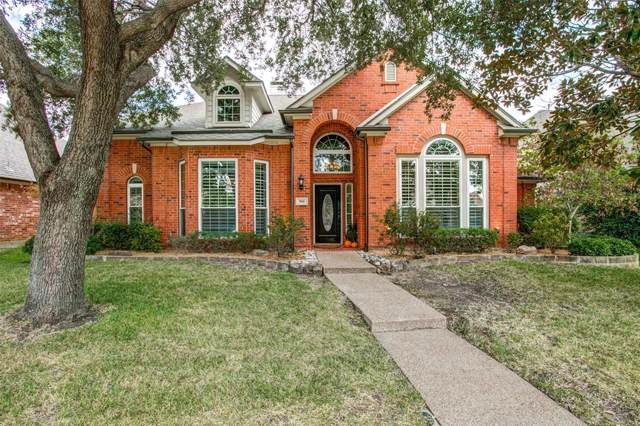 948 Gibbs Crossing, Coppell, TX 75019 (MLS #14200538) :: The Real Estate Station