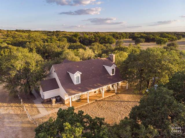 1801 County Road 411 W, Brownwood, TX 76801 (MLS #14200543) :: Ann Carr Real Estate