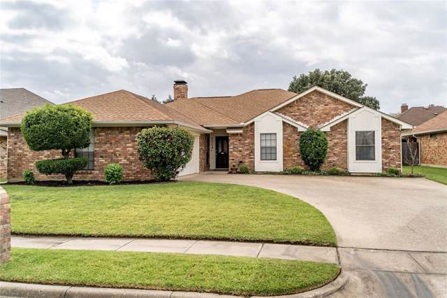 2604 Stone Hollow Drive, Bedford, TX 76021 (MLS #14200559) :: The Chad Smith Team