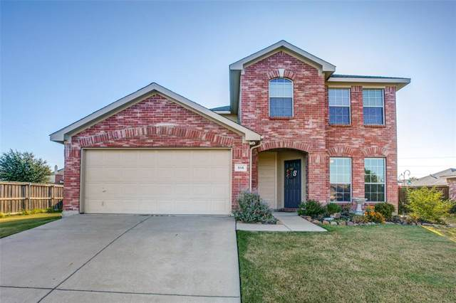 514 Brighton Court, Wylie, TX 75098 (MLS #14200567) :: RE/MAX Town & Country