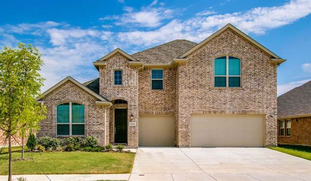 3514 Concord Drive, Melissa, TX 75454 (MLS #14200619) :: The Good Home Team