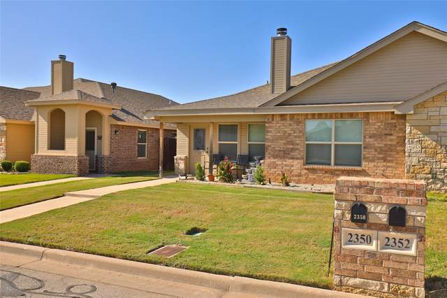 2350 Independence Boulevard, Abilene, TX 79601 (MLS #14200646) :: The Good Home Team
