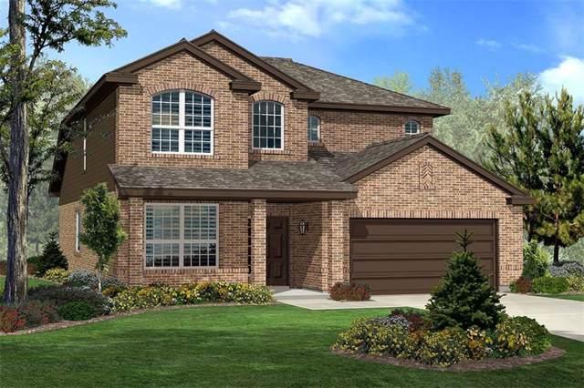 724 Key Deer Drive, Fort Worth, TX 76028 (MLS #14200647) :: Kimberly Davis & Associates