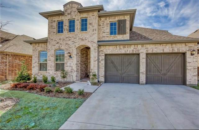 14921 Gentry Drive, Aledo, TX 76008 (MLS #14200649) :: The Good Home Team