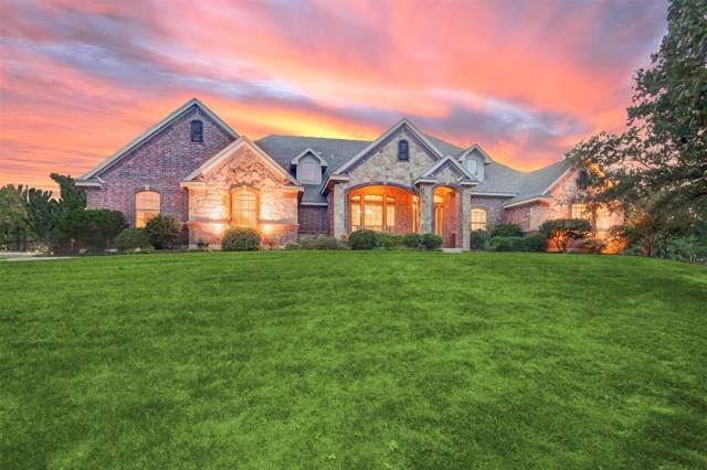 205 Bishop Drive, Weatherford, TX 76088 (MLS #14200679) :: The Kimberly Davis Group