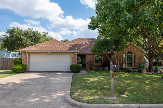 1500 Waxwing Court, Arlington, TX 76018 (MLS #14200682) :: Lynn Wilson with Keller Williams DFW/Southlake