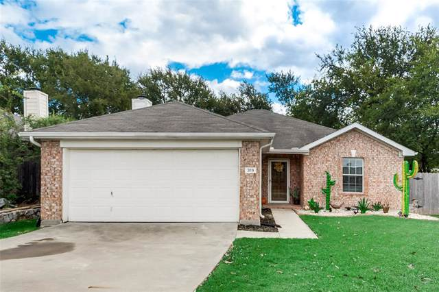 319 Westcreek Drive, Royse City, TX 75189 (MLS #14200691) :: Kimberly Davis & Associates