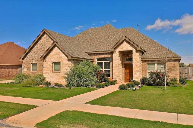 710 Mossy Oak Drive, Abilene, TX 79602 (MLS #14200694) :: The Tierny Jordan Network