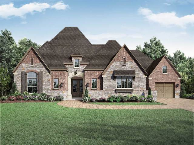 4401 Mill Branch Drive, Prosper, TX 75078 (MLS #14200695) :: The Kimberly Davis Group