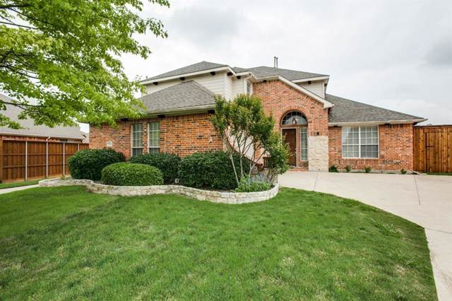 3919 Marchwood Drive, Richardson, TX 75082 (MLS #14200706) :: Hargrove Realty Group