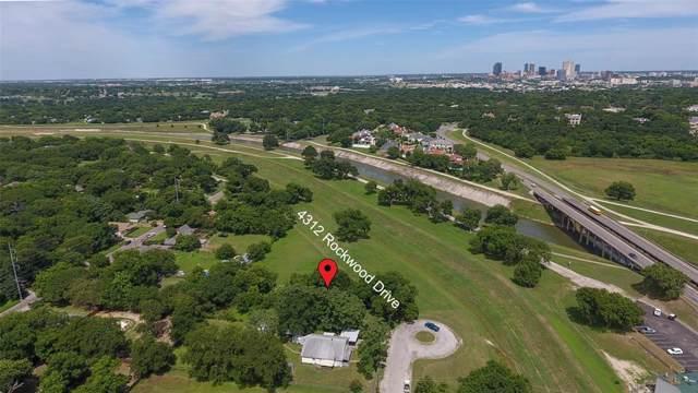 4312 Rockwood Drive, Fort Worth, TX 76114 (MLS #14200716) :: Lynn Wilson with Keller Williams DFW/Southlake