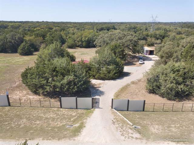 15671 County Road 341, Terrell, TX 75161 (MLS #14200735) :: Lynn Wilson with Keller Williams DFW/Southlake