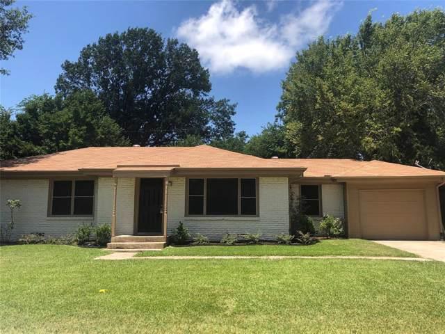 1806 Austin Drive, Kaufman, TX 75142 (MLS #14200744) :: The Good Home Team