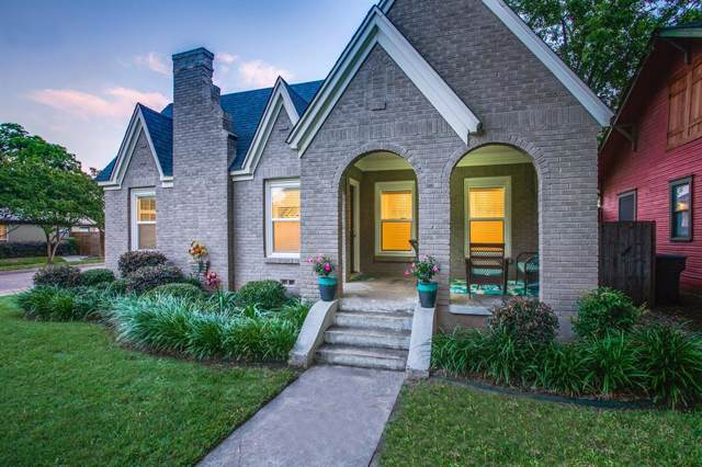 1204 Brunner Avenue, Dallas, TX 75224 (MLS #14200764) :: Lynn Wilson with Keller Williams DFW/Southlake