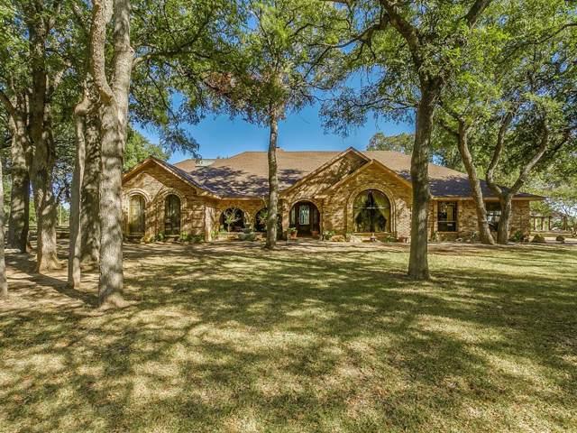 3721 Bethel Road, Weatherford, TX 76087 (MLS #14200767) :: Lynn Wilson with Keller Williams DFW/Southlake