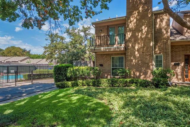 7603 Riverbrook Drive, Dallas, TX 75230 (MLS #14201813) :: RE/MAX Town & Country