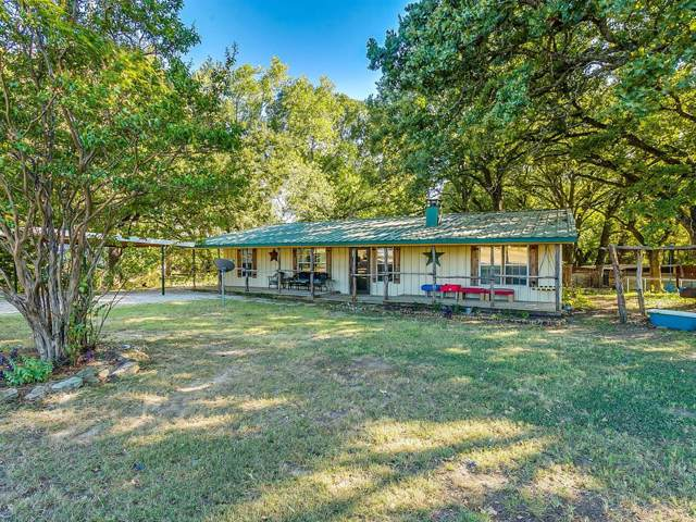 4505 Mineral Wells Highway, Weatherford, TX 76088 (MLS #14201821) :: Lynn Wilson with Keller Williams DFW/Southlake