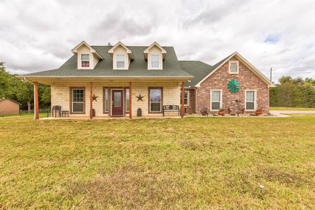 104 Harmony Circle, Weatherford, TX 76087 (MLS #14201830) :: Kimberly Davis & Associates