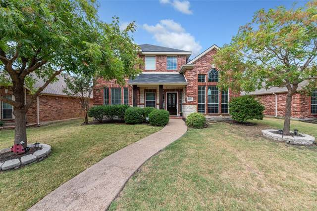 12251 Red Hawk Drive, Frisco, TX 75033 (MLS #14201853) :: Lynn Wilson with Keller Williams DFW/Southlake