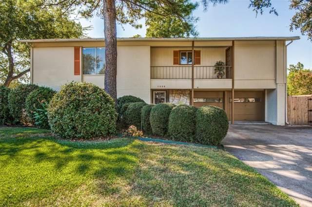 1336 Savannah Drive, Irving, TX 75062 (MLS #14201884) :: Lynn Wilson with Keller Williams DFW/Southlake