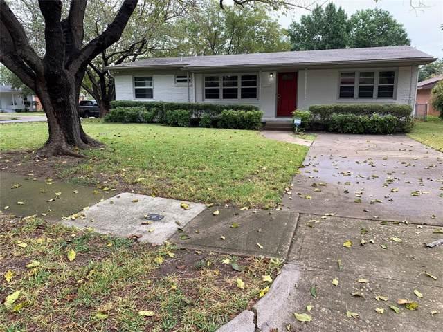 10959 Park Oak Circle, Dallas, TX 75228 (MLS #14201909) :: Baldree Home Team