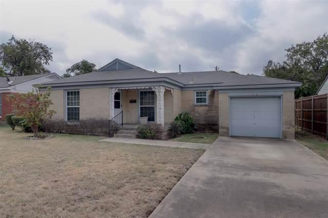 5016 Thrush Street, Dallas, TX 75209 (MLS #14201910) :: Lynn Wilson with Keller Williams DFW/Southlake