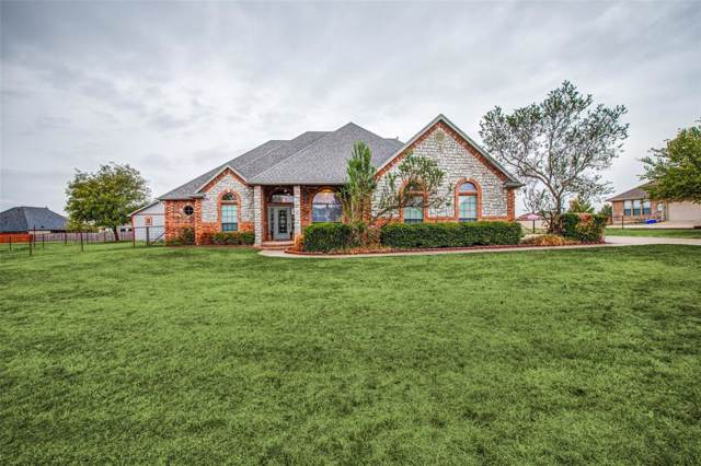 871 Black Champ Road, Waxahachie, TX 75167 (MLS #14201915) :: The Rhodes Team